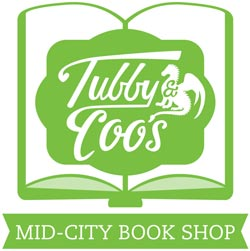 Tubby and Coos Bookshop