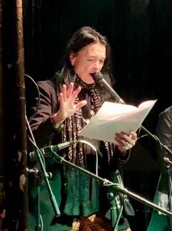 Anne Waldman, photo Megan Burns