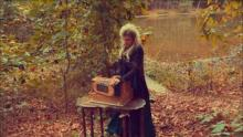 Laura Semilian with Harmonium